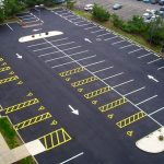 Parking Lot Paving in Stamford CT