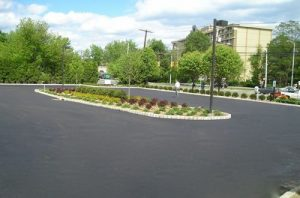 Parking Lot Paving in CT