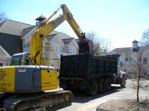 Parking Lot Repair Project CT
