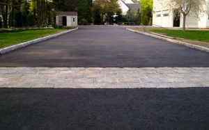 Driveway Repair project All Star Paving Stamford CT.